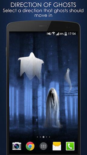 Ghost Touch Live Wallpaper 1.5.1 screenshots 2