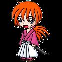 Rurouni Kenshin ซามูไรพเนจร icon