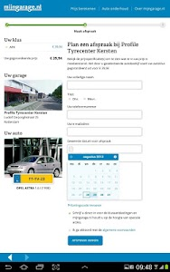 Mijngarage screenshot 13