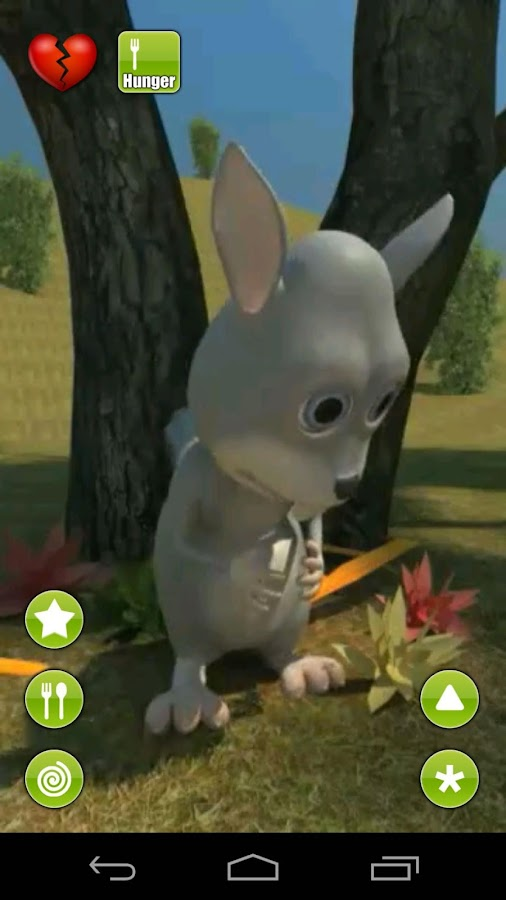 Talking Simon Squirrel- screenshot