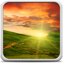 Fantasy Sunset Live Wallpaper icon