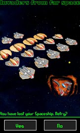 Invaders from far Space (Demo) Screenshot 4