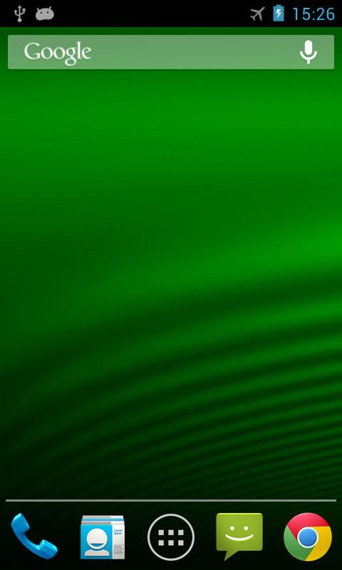 Wave Live Wallpaper - screenshot