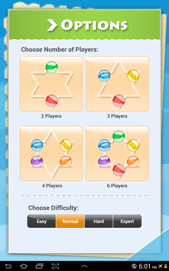 Chinese Checkers- screenshot