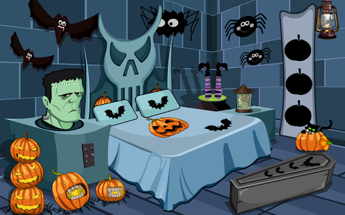 3D Escape Games-Halloween Castle - Android Apps on Google Play
