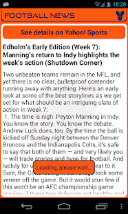 Denver Football News - screenshot thumbnail