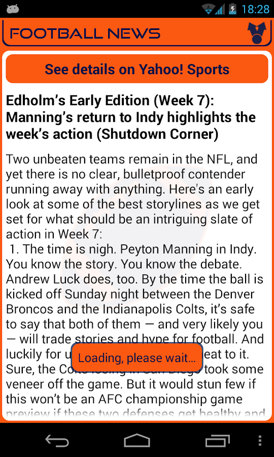 Denver Football News- screenshot