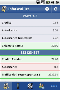 InfoCosti Tre - screenshot thumbnail