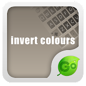 GO Keyboard Invert colours