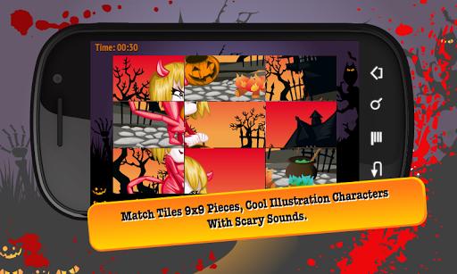 【免費解謎App】Halloween Wallpaper Mystery-APP點子