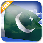 3D Pakistan Flag Live Wallpaper icon