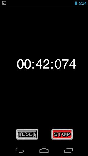 Simpler Stopwatch