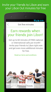 Libon – Free Calls & Voicemail - screenshot thumbnail