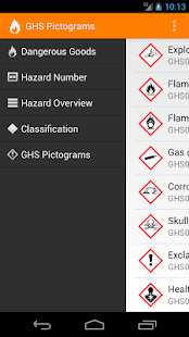 Dangerous Goods Manual - screenshot thumbnail