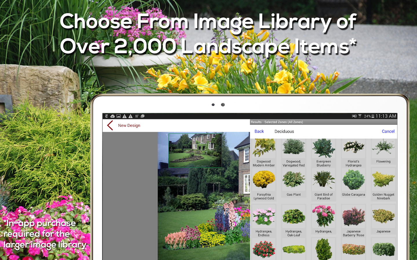 Pro landscape home android apps on google play for House and garden design apps