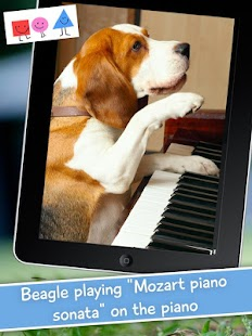 CLASSICAL MUSIC FOR KIDS -Free- screenshot thumbnail