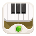 GO Keyboard Instrument Sound icon
