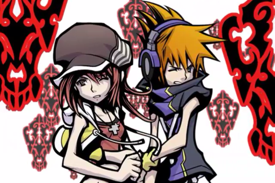 The World Ends With You: captura de pantalla