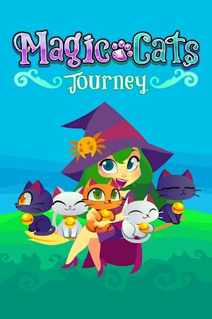 Magic Cats Journey - Match-3 1.0.1 screenshot 101710