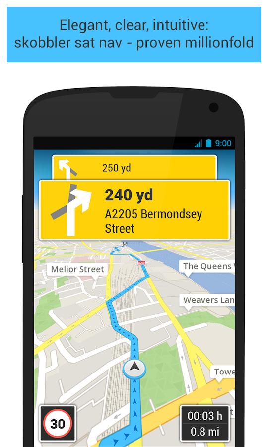 GPS Navigation & Maps +offline v4.0 Apk Full App