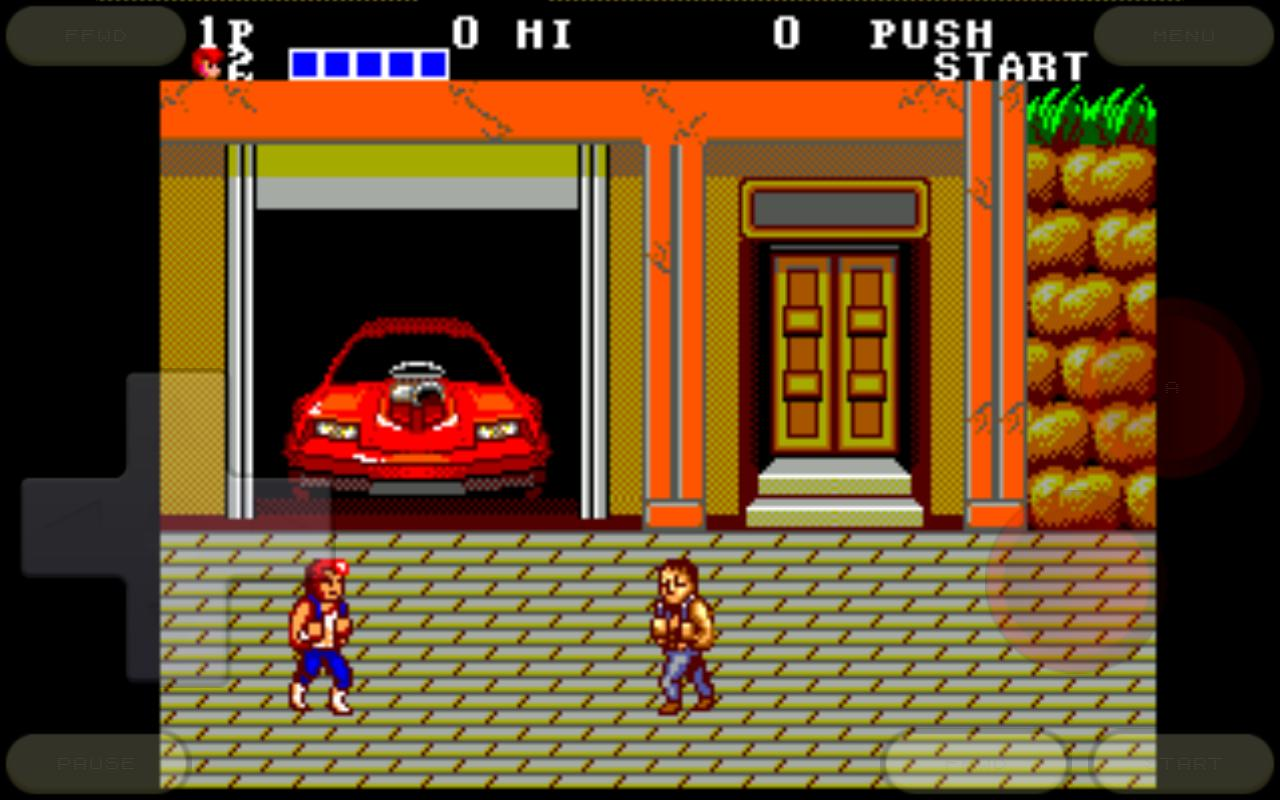 MasterGear - Sega Emulator - screenshot