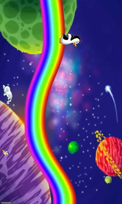Flying Penguin - Free Game- screenshot