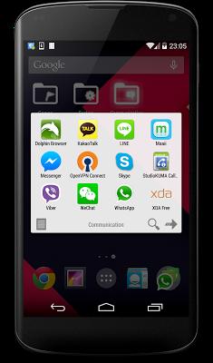 Smart Folder - App Organizer - screenshot