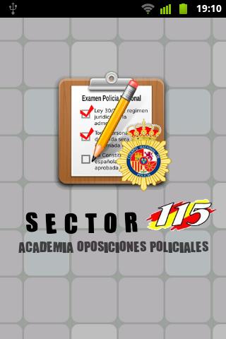 TestSector115 Policia Nacional