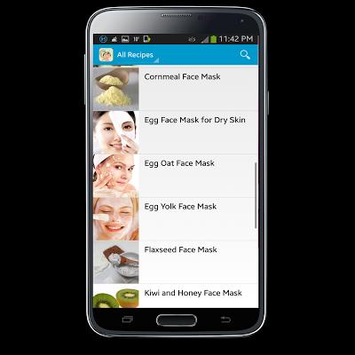 Facial Mask - screenshot