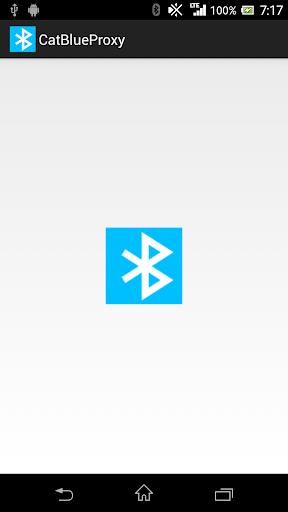 Cat Bluetooth Proxy