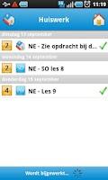 Screenshot of Meta, dé Magister leerlingapp!