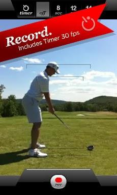 iSwing™ - ゴルフスイングの解析のおすすめ画像4
