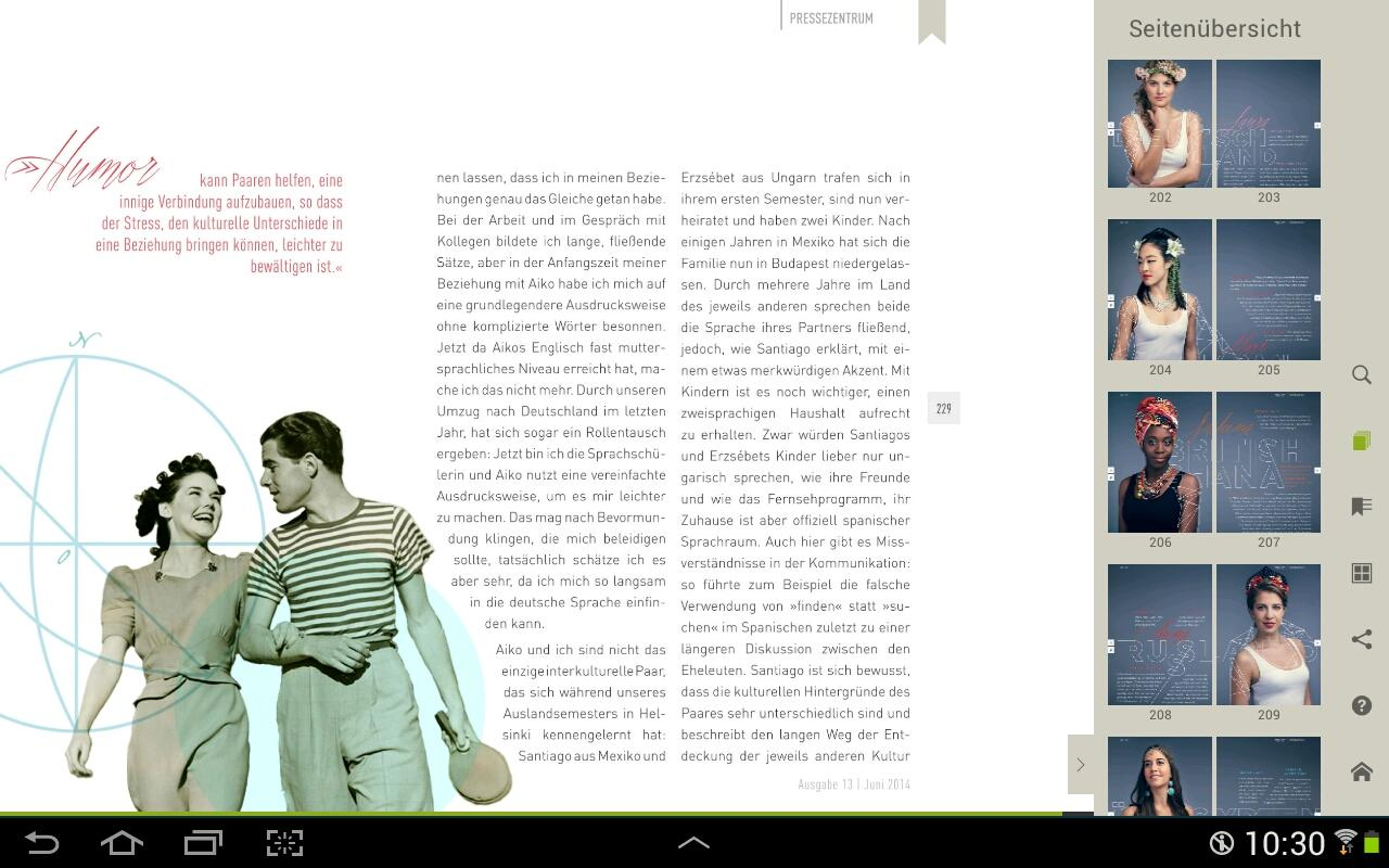 sisterMAG – Screenshot