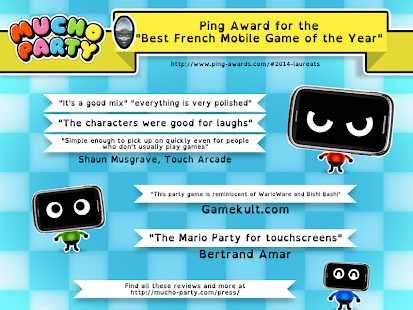 Mucho Party- screenshot thumbnail