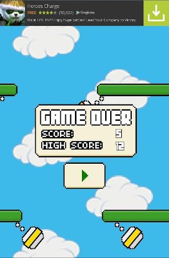 玩街機App Take Copter Bamboo Copter Game免費 APP試玩