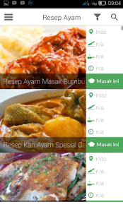 BUKU RESEP MASAKAN INDONESIA- screenshot thumbnail