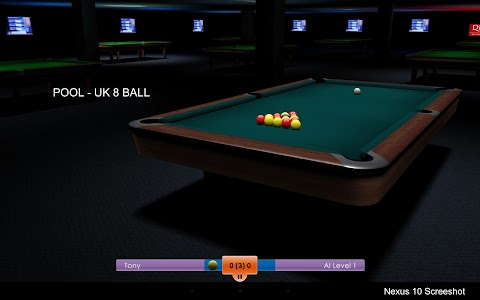 International Snooker Pro HD v1.6