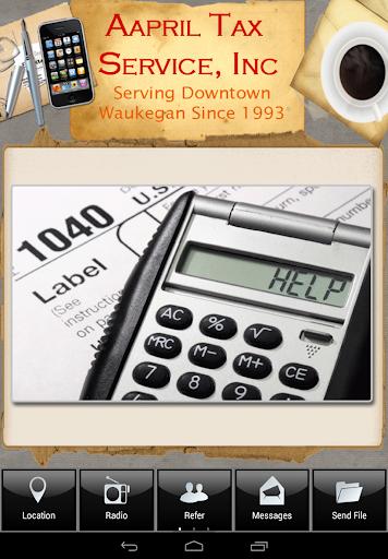 玩財經App|Aapril Tax Service, Inc免費|APP試玩