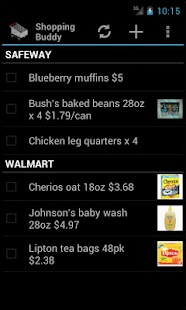 Shopping Buddy (Shared List) - screenshot thumbnail