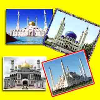 Mosque Puzzle