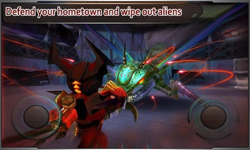Star Warfare:Alien Invasion HD v2.94 (Mod Gold/Mithril)