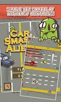 Screenshot of Car Smash Aliens