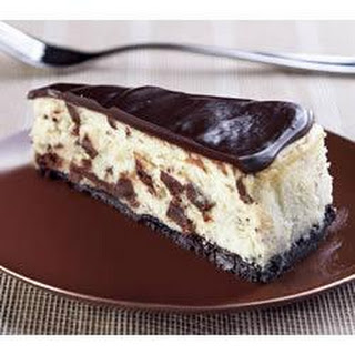 Decadent Chocolate Chunk Cheesecake