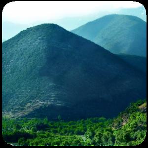 ShowMeHills AR mountain peaks App icon