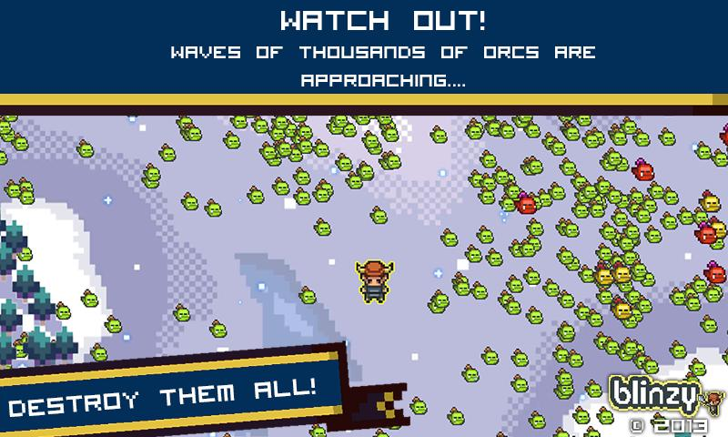 EpiX - Epic Pixel Heroes - screenshot