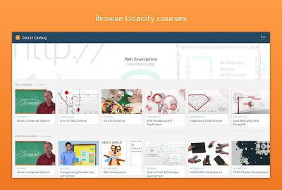 Udacity - Learn Programming Screenshot 1
