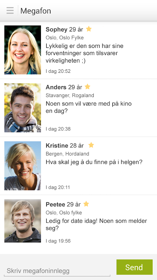 datingsider test hvordan date