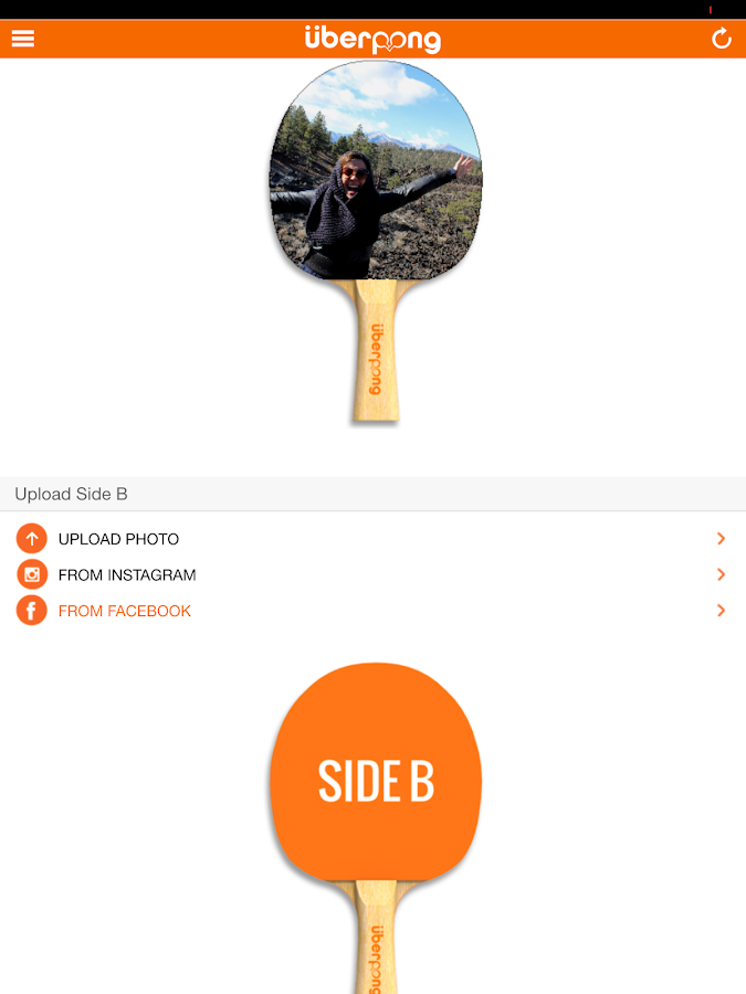 Custom Ping Pong Paddle Editor- screenshot