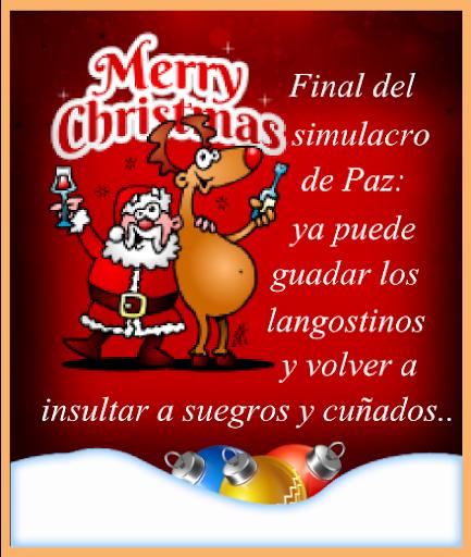 Navidad Humor