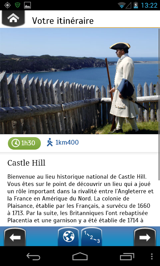 Explora Castle Hill FR- screenshot